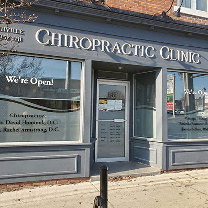 Smithville Chiropractic Clinic exterior