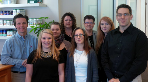 Your Smithville Chiropractic Team!
