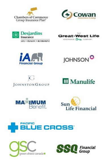 Combined Insurer Logos