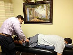 Dr. Verne Adjusting