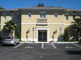 Maitland Chiropractor's building