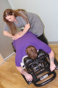 Enid chiropractor Dr. Viki Resler