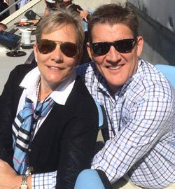 Drs. Rick and Megan Erickson
