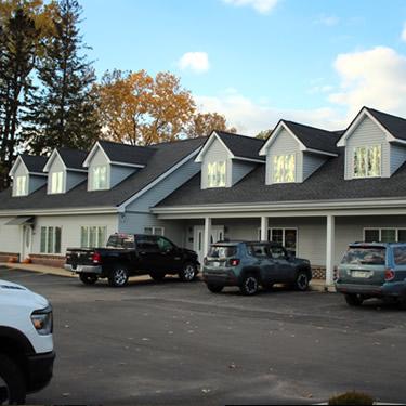 Family Chiropractic building exterior