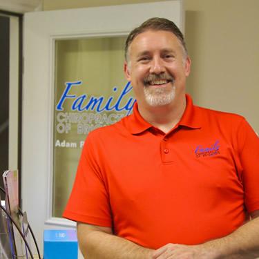 Chiropractor Howell, Dr Adam Fasick