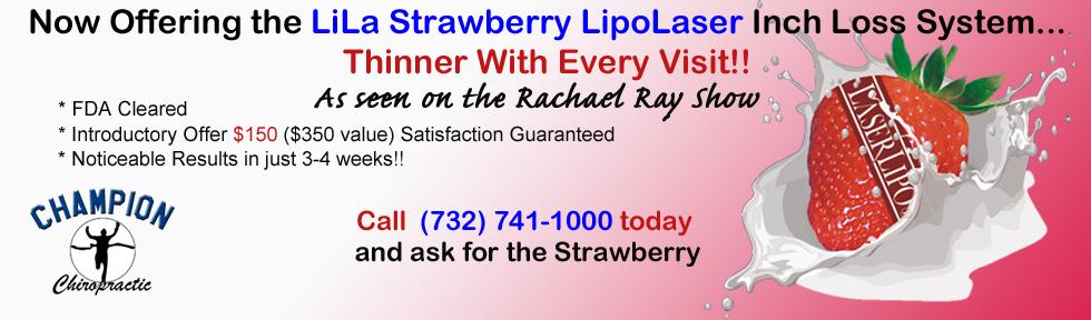 Lila Strawberry Lipo Laser