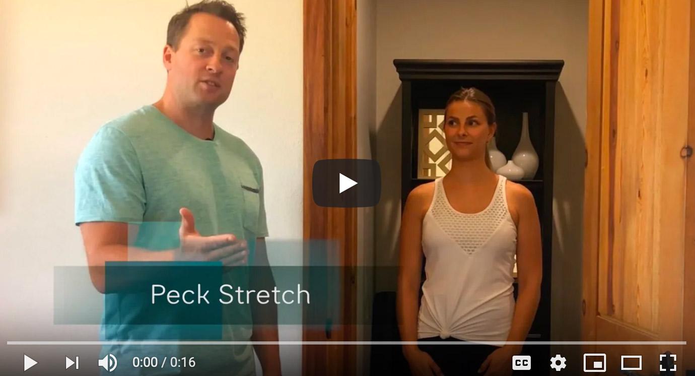 peck-stretch