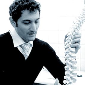 Dr Peter Granelli (Chiropractor), Stockport Chiropractor