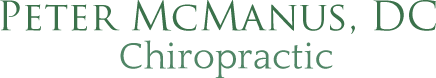 Peter McManus, DC logo - Home