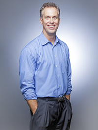 Naperville Chiropractor, Dr. Jeff Rebarcak