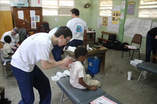 Brisbin Family Chiropractic chiropractors help needy patients around the world