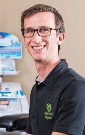 Sherwood Park chiropractor Jason Ellis