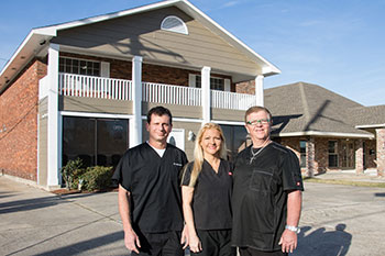 Three-Drs-Building