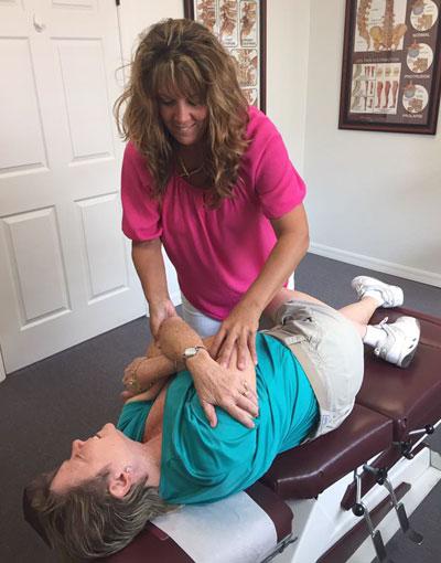 {PJ} Chiropractor, Dr. Michelle Zielecki