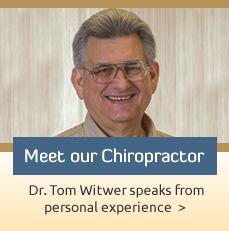 Meet our Chiropractor