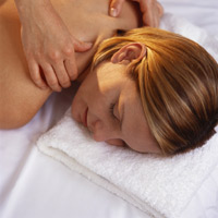 With chiropractic care, massage therapy can help improve circulation and muscle tone.