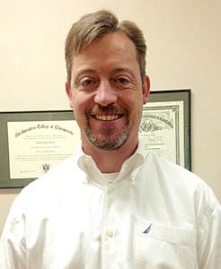 New Bern Chiropractor, Dr. Thomas Boeck