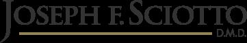 Joseph F. Sciotto D.M.D. logo - Home