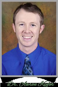 Wapakoneta chiropractor, Dr. Aaron Kiefer