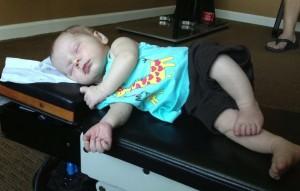 Pediatric chiropractor