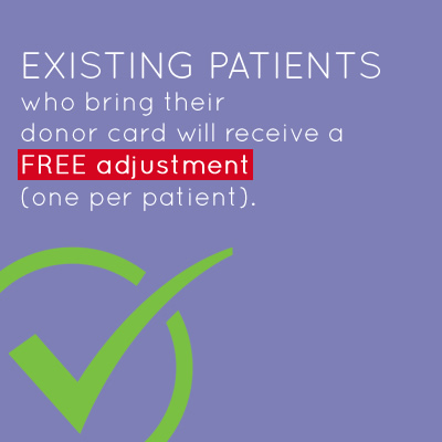 Blood Drive: Existing patients