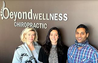The Beyond Wellness Chiropractic Team