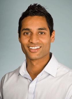 Brampton chiropractor, Dr. Adrian Raphael