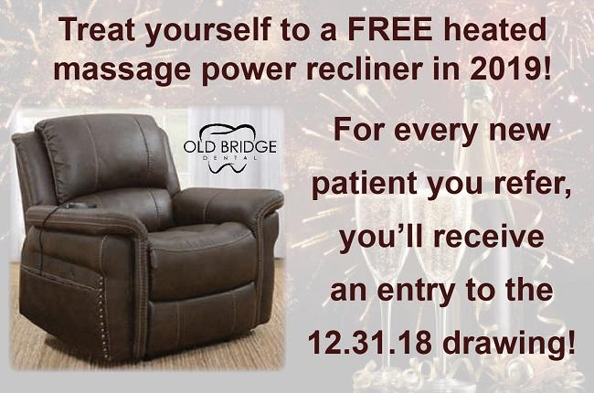 Heated Massage Power Recliner Contest