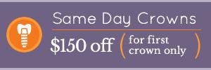 Old Bridge CEREC Same Day Crowns Discount