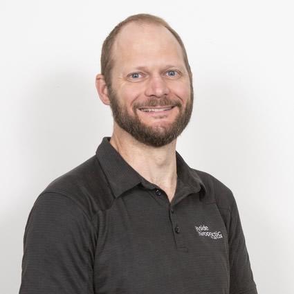 Gareth, Bayside Chiropractic Collective massage therapist