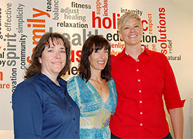 Courtyard Chiropractic Health Centre Team