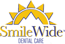 SmileWide Dental Care logo