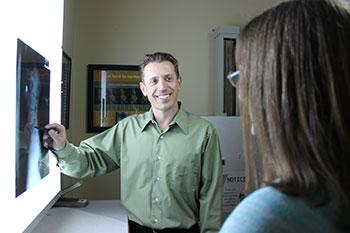 Centennial Chiropractor Dr. Andrew Hicks