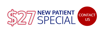 New Patient Special - Contact Us