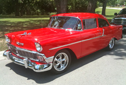 Dr. Montgomery's 56 Chevy