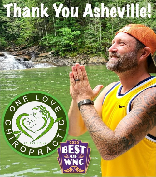 Thank you Asheville