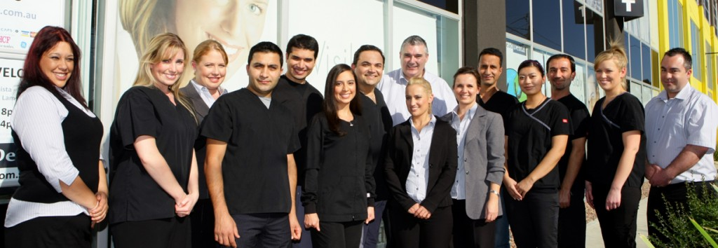 Maribyrnong Dental Team