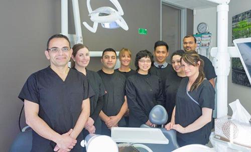 The team at Hampstead Dental