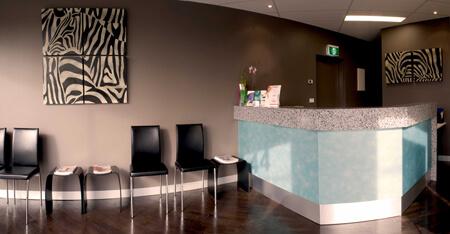 Reception at Hampstead Dental