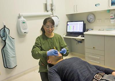 Maidstone dental hygienist