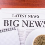 Newspaper Big News