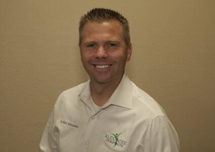 Chiropractor Livermore, Dr. Matthew Alexander