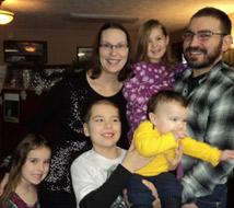 Mimnaugh Family