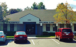 West Bloomfield Wellness Office Picture