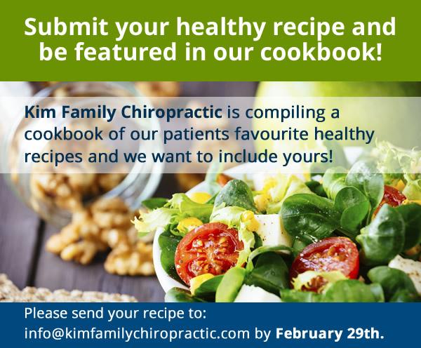 {PRACTICE NAME} Healthy Recipe Contest