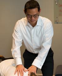 Milton chiropractor, Dr. JohnKim