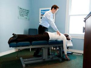 Milton Chiropractor Dr. John Kim