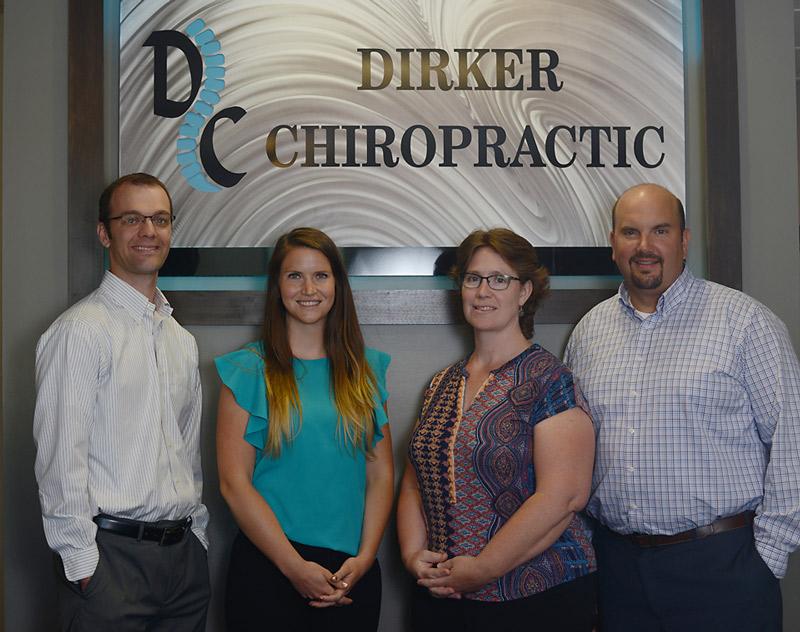 Dirker Chiropractic chiropractors.