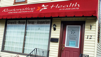 Chiropractor in Smiths Falls