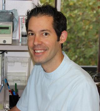 Dr Aaron Martin, Dentist Melbourne CBD